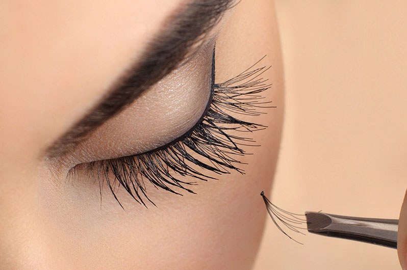Almaz Salon and Spa Eyelash Extensions