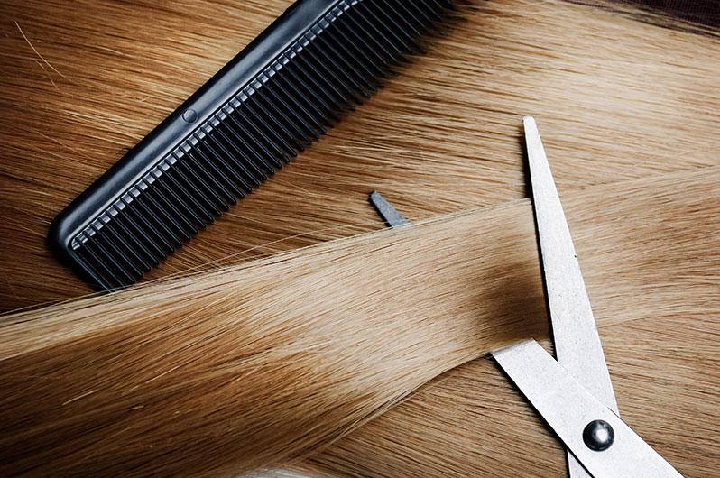 Almaz Salon and Spa Hair Cutting
