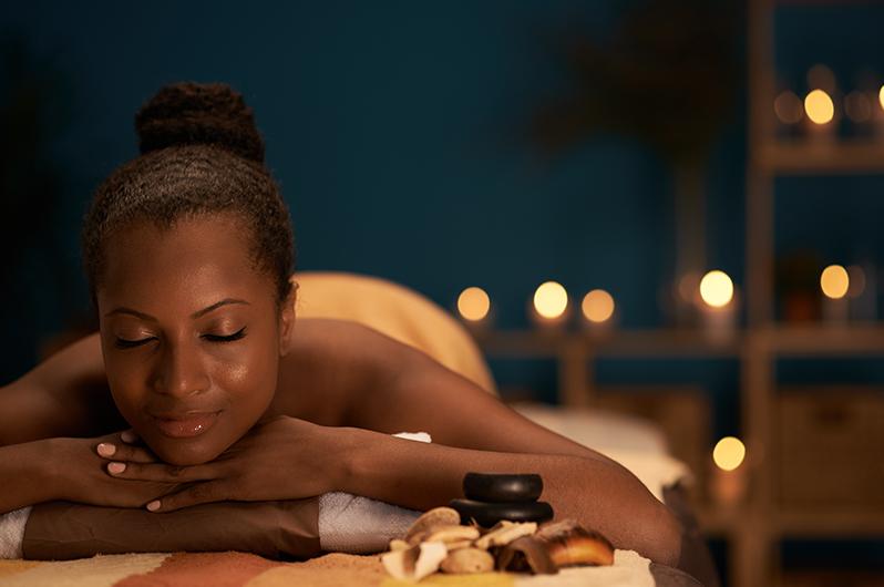 Almaz Salon and Spa Facial Services